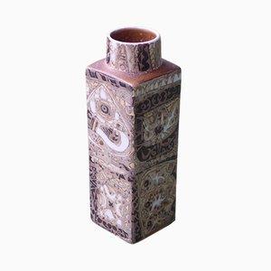 Jarrón vintage de cerámica de Nils Thorsson para Royal Copenhagen, años 70