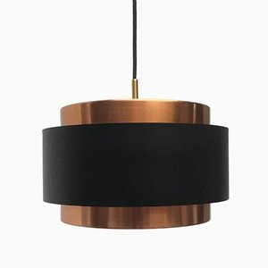 Mid-Century Saturn Pendant Light by Jo Hammerborg for Fog & Mørup