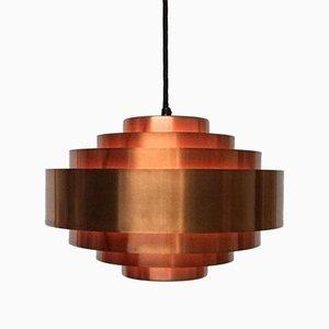 Lampe à Suspension Ultra Mid-Century par Jo Hammerborg pour Fog & Mørup, 1960s