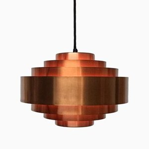 Mid-Century Ultra Pendant Lamp by Jo Hammerborg for Fog & Mørup, 1960s