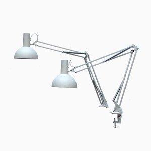 Lámpara de trabajo IT Mid-Century de Louis Poulsen, años 70