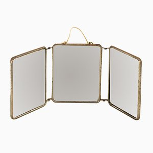Antique Foldable Mirror