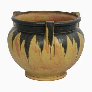 Französische Arts & Crafts Vase, 1920er