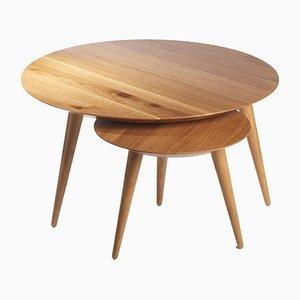 Tavolini ad incastro Spolu di Futuro Studio, 2018