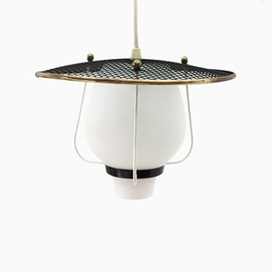 Small Pendant Lantern, 1950s