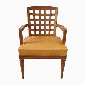 Chaise de Bureau Vintage par André Deveche, 1940s
