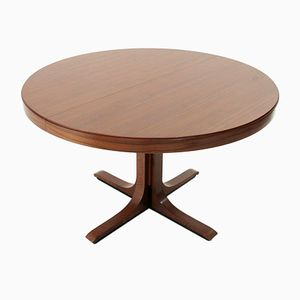 Ausziehbarer Esstisch aus Holz von Giovanni Ausenda für Stilwood, 1960er