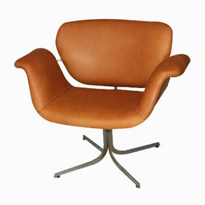 Vintage Tulip Chair by Pierre Paulin for Artifort, 1960s