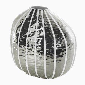 Meteorite Vase by Marta Servadei for Ceramica Gatti 1928, 2019