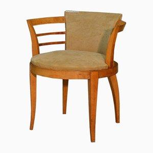 Chaise d'Appoint Art Déco