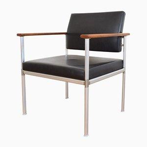 Deutscher Mid-Century Sessel von Lübke, 1960er