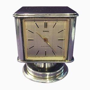Mid-Century Wetterstation-Uhr von Dunhill, 1970er