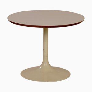 Tavolino da caffè nr. 424 rotondo di Pierre Paulin per Artifort, anni '60