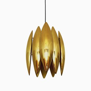 Kastor Pendant Lamp by Johannes Hammerborg for Fog and Morup, 1960s