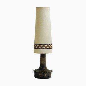Lampada Mid-Century in ceramica, Germania