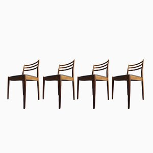 Fresco Dining Chairs by Victor Wilkins for G-Plan, Set of 4