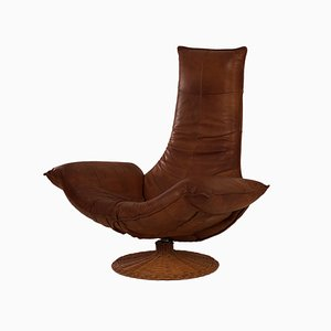 Wammes Lounge Chair by Gerard van den Berg for Montis, 1970s
