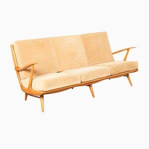 Mid-Century 3-Sitzer Sofa von B. Spuij's