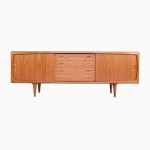 Dänisches Vintage Sideboard aus Teak von HP Hansen, 1960er