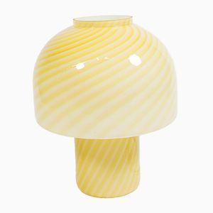 Vintage Tischlampe von Massimo Vignelli für Venini, 1980er