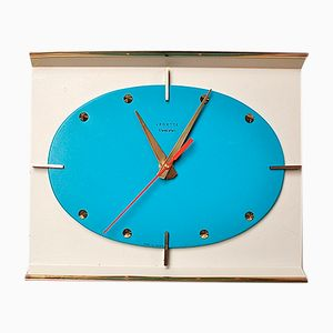Mid-Century Transistor Wall Clock from Vedette, 1950s
