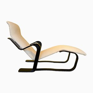Chaise Longue by Marcel Breuer for Gavina, 1978