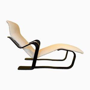 Chaise Longue par Marcel Breuer pour Gavina, 1978