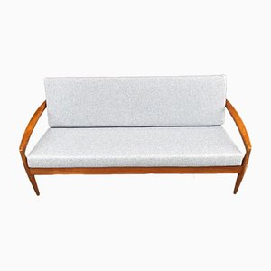 Vintage Danish Paper Knife Sofa by Kai Kristiansen, 1960s