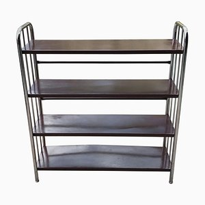 Bauhaus Metal Bookshelf, 1920s