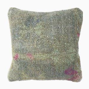 Petite Housse de Coussin Oushak de Vintage Pillow Store Contemporary