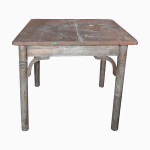Rustikaler Tisch von Thonet, 1920er