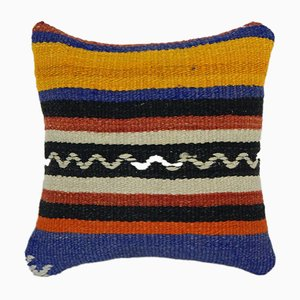 Wool Kilim Cushion Cover from Vintage Pillow Store Contemporary, 2010s