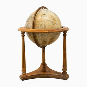 Globe Illuminé de Replogle Heirloom, Etats-Unis, 1970s