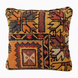 Small Handmade Oushak Pillow Cover from Vintage Pillow Store Contemporary