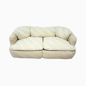 Vintage Sofa by Alberto Rosselli for Saporiti Italia, 1970s