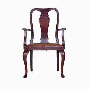 Large Vintage Armchair, 1920s