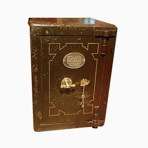 Antikes englisches Safe von Tapp & Toothill