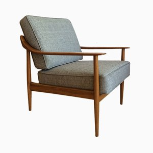 Mid-Century Lounge Chair by Walter Knoll, 1960s