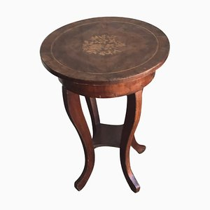 Baroque Style Side Table, 1890s