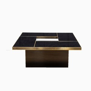 Table Basse Metamorphic par Willy Rizzo, 1960s