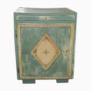 Antique Hand Painted Washstand