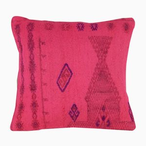 Pink Kilim Pillow from Vintage Pillow Store Contemporary