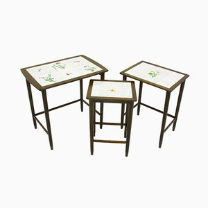 Tables Gigognes, 1970s