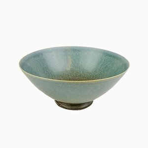 Swedish Ceramic Bowl by Sven Wejsfelt for Gustavsberg, 1987