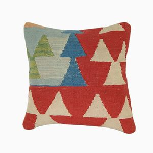 Turkish Kilim Pillow Cover from Vintage Pillow Store Contemporary, 2010s
