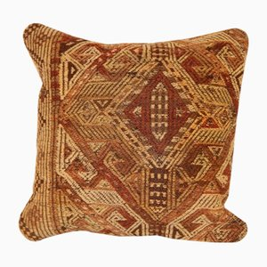 Embroided Kilim Pillow Cover from Vintage Pillow Store Contemporary