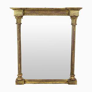 Antique Regency Bathroom Mirror, 1810s