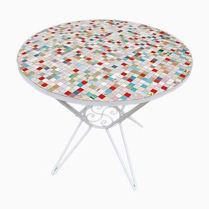 Tile Mosaic Table