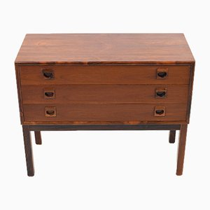 Small Danish Chest of Drawers, 1960s