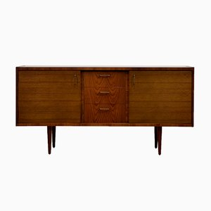 Mid-Century Tola & Rosewood Sideboard from Wrighton, 1950s